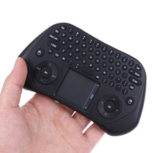 ALLOYSEED GP800 Mini Wireless Keyboard 2.4GHz Touchpad Air Mouse Keyboard For Android TV Box Notebook Tablet PC
