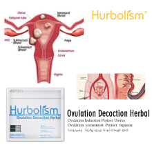 Травяная формула TCM для согревания матки, лечения женского бесплодия, помощи овуляции и улучшения функций яичников