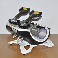 Мини двойной станции кружка тепла Пресс машина кружка теплообмена машины ST 210 DIY сублимации передачи печатная машина