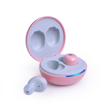 A8 TWS Bluetooth 5.0 Earphone True Wireless 3D Stereo Earbud Bluetooth Headset Portable for girl women lady gift все цены