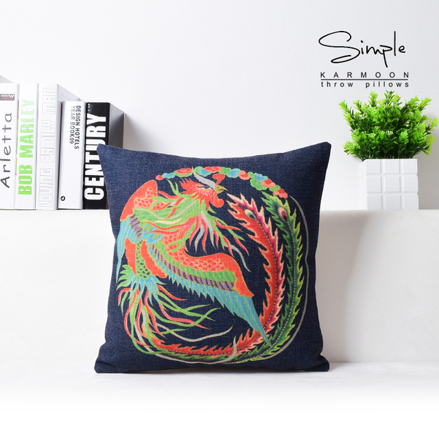 Fenix Cushion Cover Mawgie