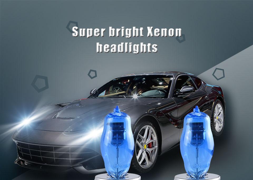 55W 100W Car Light H1 H3 H4 H7 H8 H9 H11 9005 HB3 9006 HB4 Auto Halogen Lamp Bulb Fog Lights 12V 6000K 3000K Headlights Lamp (1)