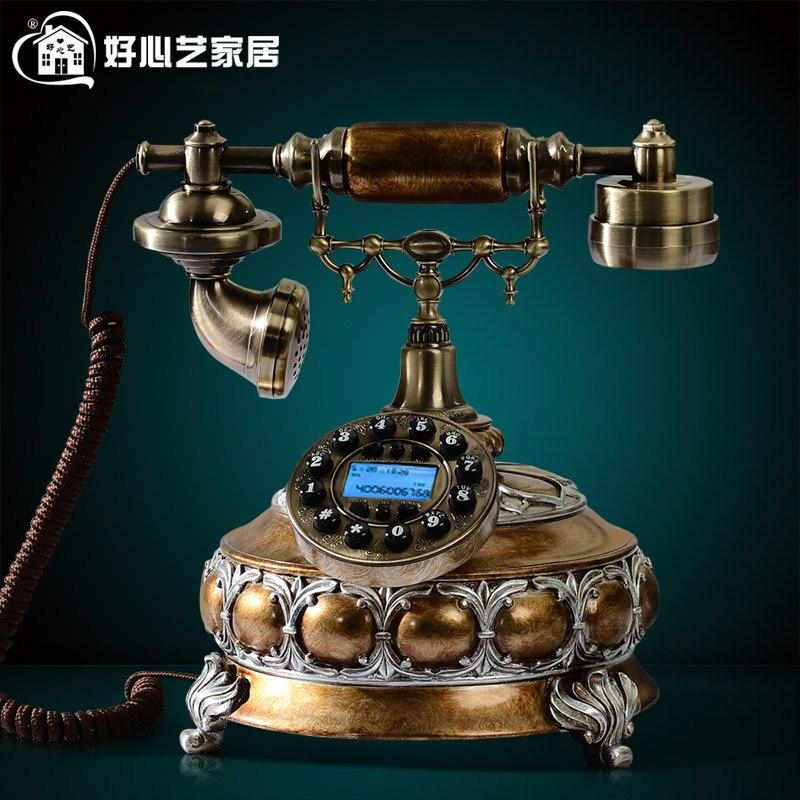 Новый Европейский бытовой хороший Xinyi Специальное предложение стационарные телефоны личность белый нефрит любовь Мелодия телефон 8915 цифер