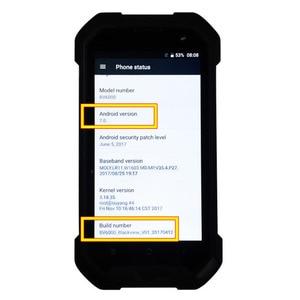 Image 2 - Ocolor Android 7.0 Blackview Bv6000 BV6000S LCD + dokunmatik ekran + çerçeve meclisi onarım 4.7 For Blackview BV6000 bv6000S + Film