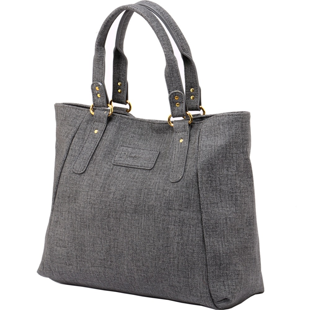 Simple Designer Women Large Capacity Leather Handbags Lightweight Casual  Tote Bag Ladies Shoulder Bag-in Shoulder Bags from Luggage   Bags on  Aliexpress.com ... 48535af3b8cdc
