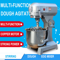 Commercial Dough Food Mixer Pizza Bakery Three Speed 20L Multifunction Stand Mixer Dough Mixer Food Processor