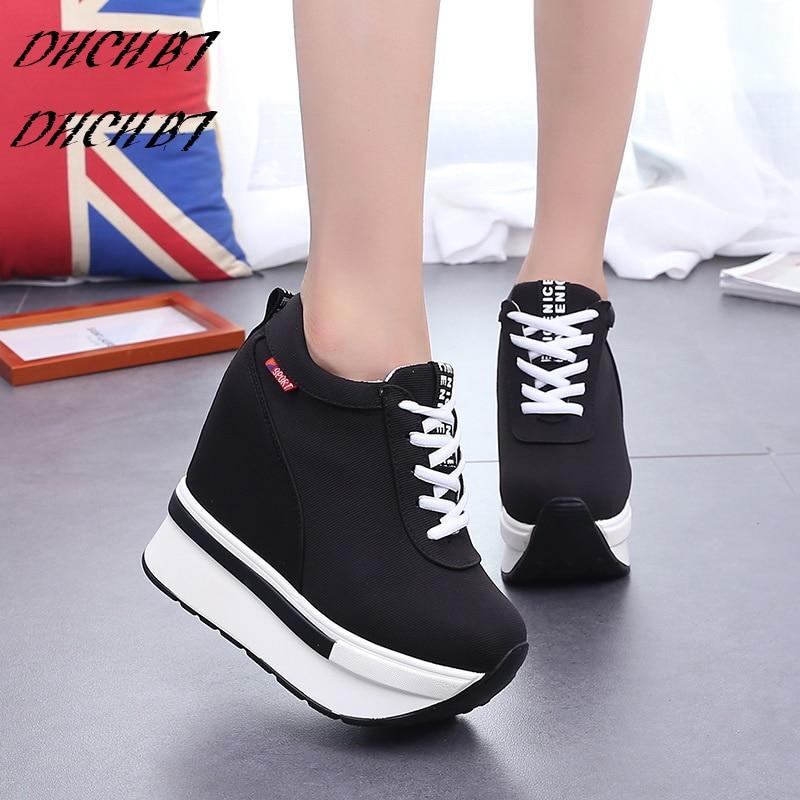 Zapatos 04 Altura Mocasines Mujer De Cm 10 Plataforma Zapatillas 02 03 Altos Cuñas 01 Casuales Creciente Tacones pqa5xwBW