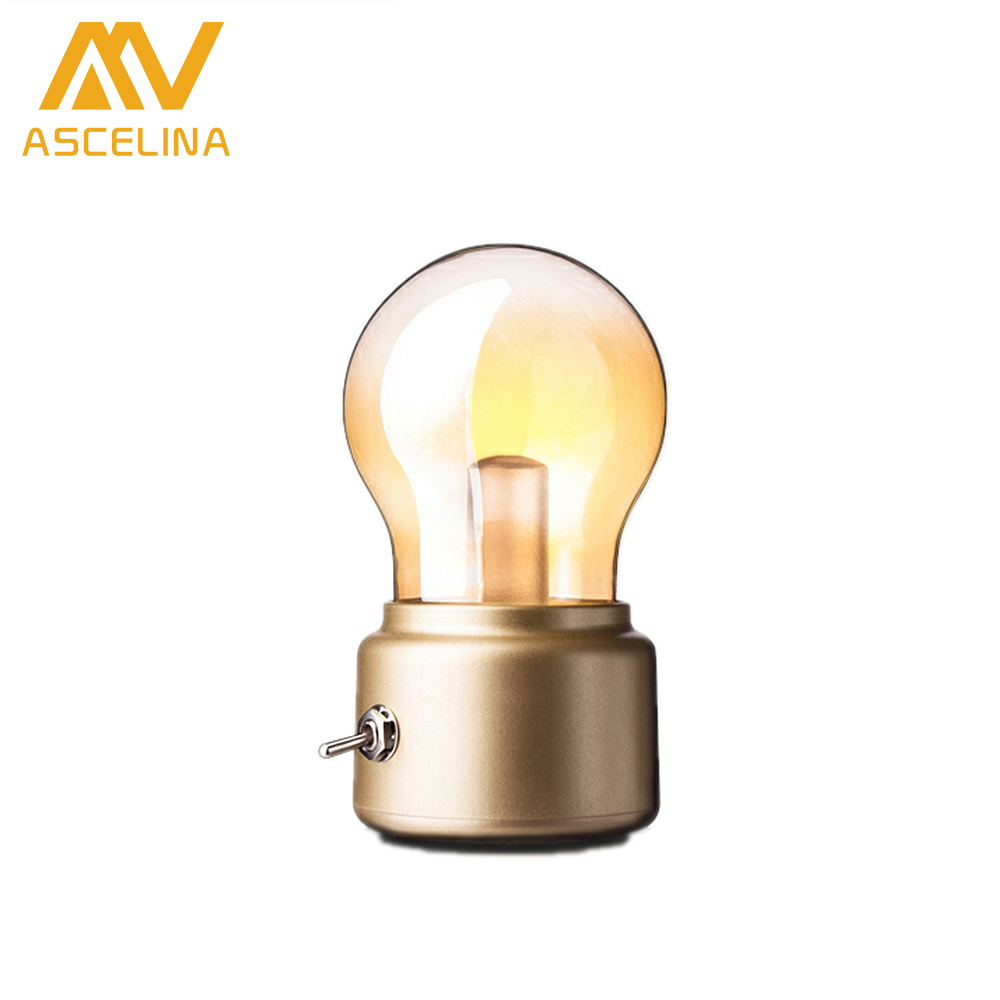 Tafellamp Op Batterij Aliexpress.com : Buy Usb Led Bulb Night Light Lighting
