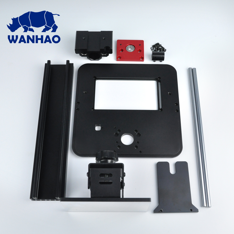 Wanhao D7 V1.5 Upgrade pack, For Wanhao D7 V1.4 Upgrade, Upgrade kit D7 V1.4 To V1.5, Wanhao D7 V1.5 Upgrade Kit/ Pack гарнитура yison d7 gold
