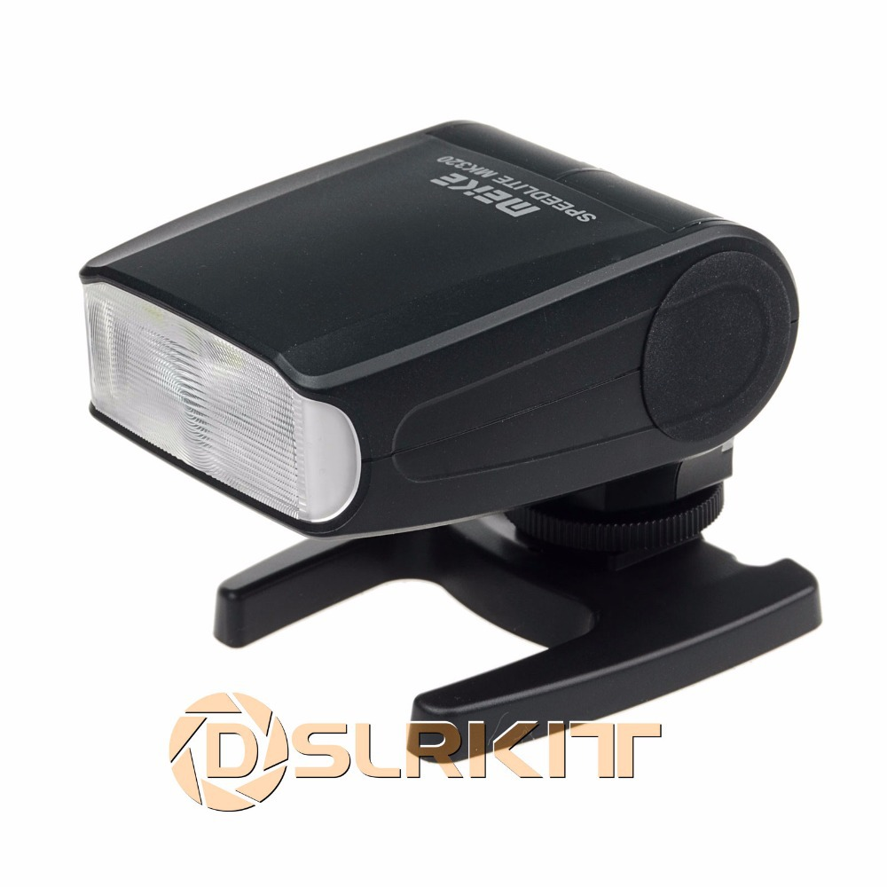 MeiKe MK-320 TTL Mini Flash Speedlite For Nikon D7200 D7100 D810 D800 D750 D600 цена