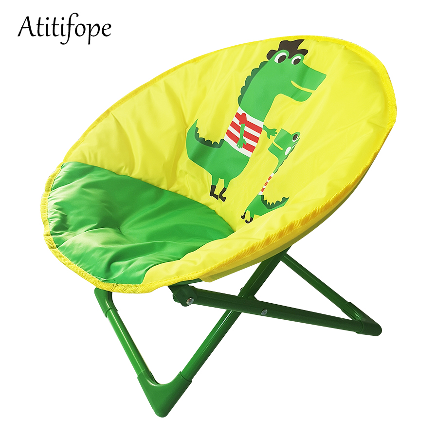 2019 children folding beach chair Quick Folding Outdoor Beach Chairs Outdoor Camping baby seats portable kids lounge chairs