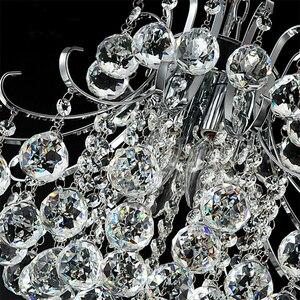 Image 4 - Jmxiuz יוקרה קריסטל נברשת סלון מנורת lustres דה cristal מקורה אורות קריסטל תליוני עבור נברשות shiping חינם