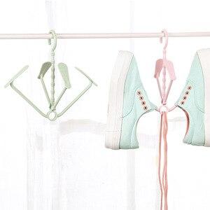 TCHY 1pc Plastic Shoes Hanger