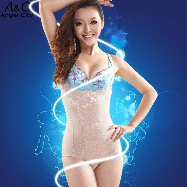 966c23a59333f Tummy Suit Control Girdler Underbust Slimming Underwear Shapewear Cincher  Full Body Shaper 2 Colors M-XXL u2