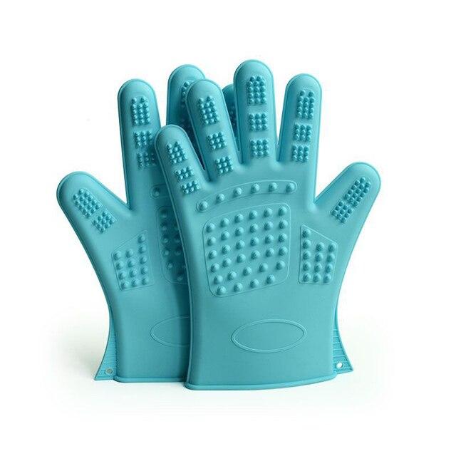 Silicone Comb Glove  5