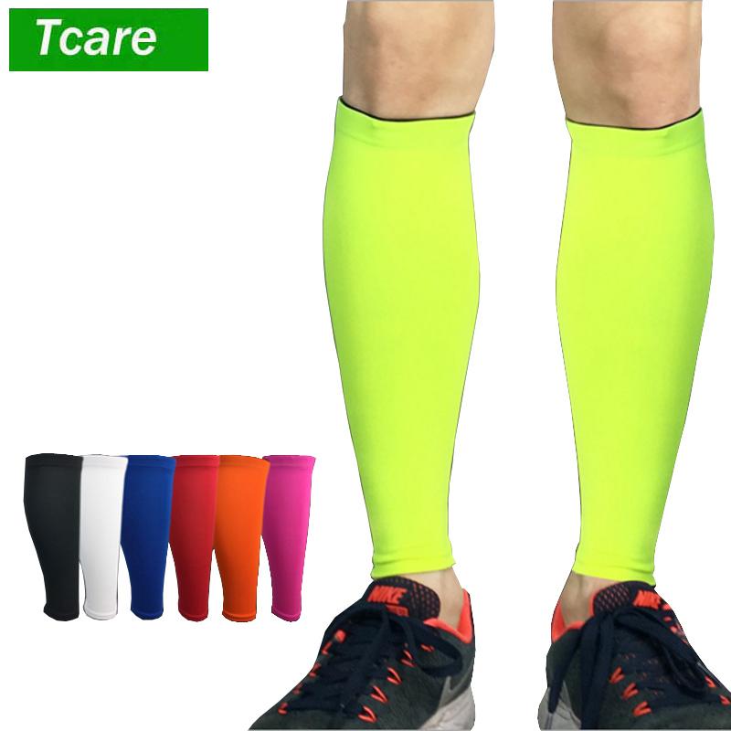 Calf compression socks running ankle support socks calf sleeve shin elastic wrap
