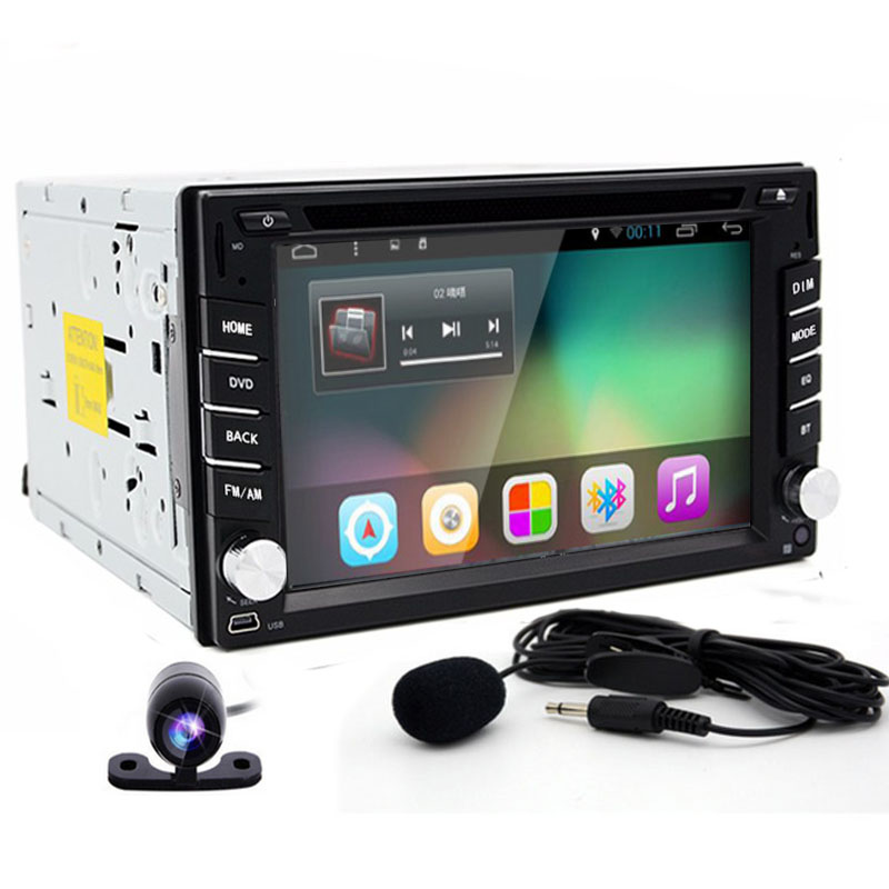 2 din android 6 0 car pc tablet double 2din audio 7 39 39 gps. Black Bedroom Furniture Sets. Home Design Ideas