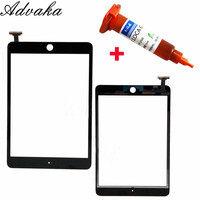 2016 High Quality Black White Touch Screen Glass Digitizer Replacement For Apple IPad Mini 1 2