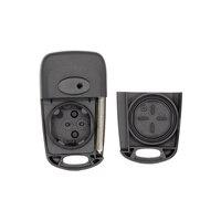 remote key WhatsKey 3 Button Flip Key Case  Remote Folding Key Shell For Hyundai I20 I30 IX35 Avante Solaris KIA Rio 3 K2 K5 Ceed Sportage (5)