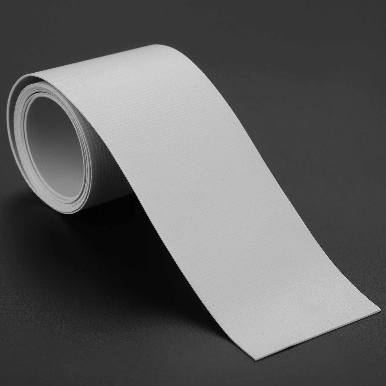 Surieen 1 Cuộn 50*1000 Mm Xám Thuyền Bơm Hơi Kayak Đặc Biệt Bị Hư Hại Rò Rỉ Lỗ Nhựa PVC Miếng Vá Sửa Chữa Dán Chống Thấm Nước miếng Dán Công Cụ
