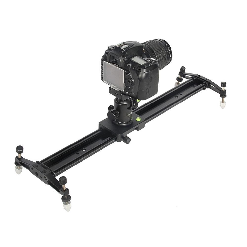 Prix pour YELANGU YLG0109F-L60 DSLR Caméra Vidéo Compact Curseur, longueur: 60 cm