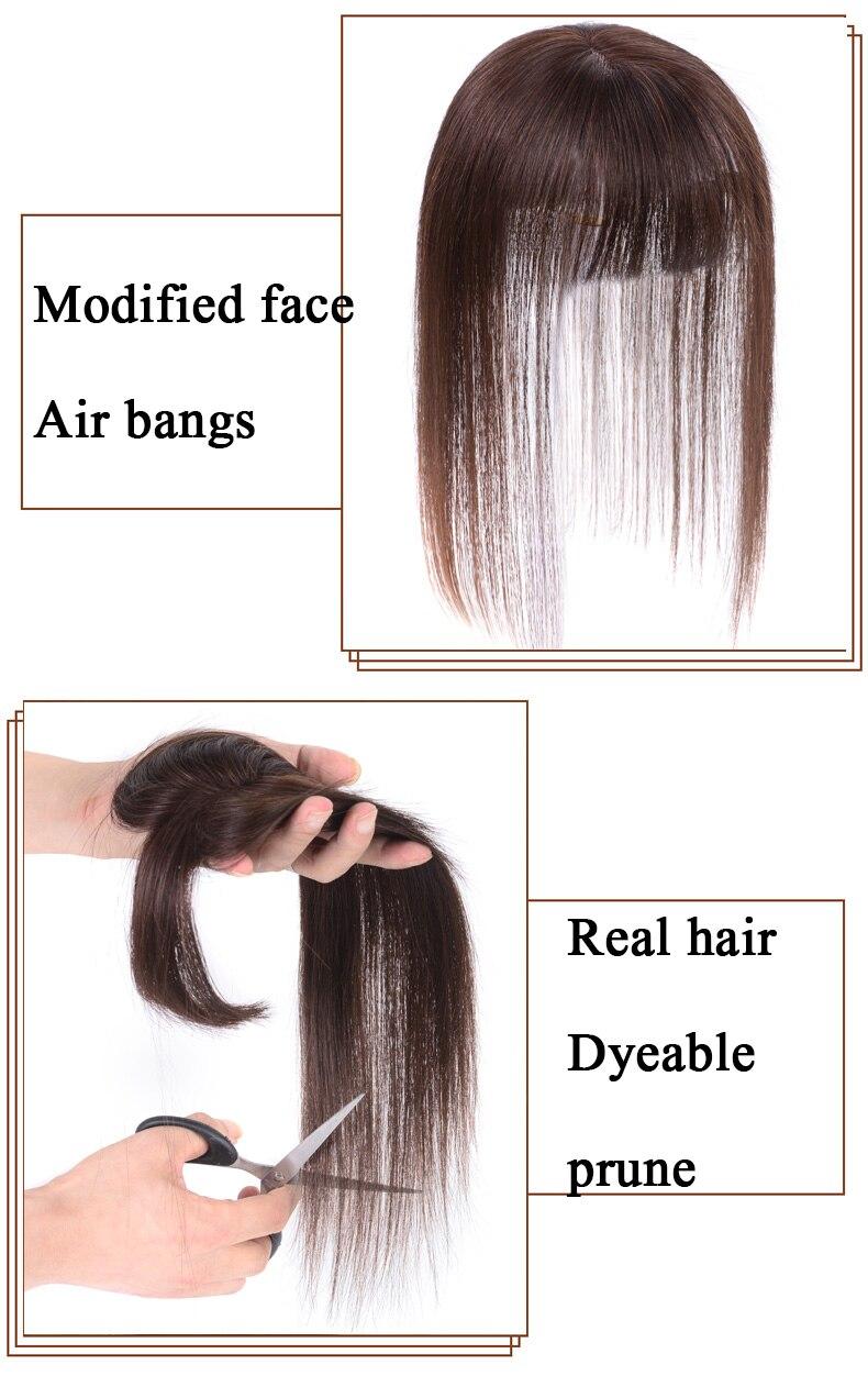 sintético em linha reta cabelo feito à