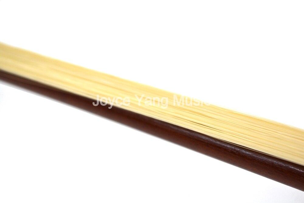 Универсальный Скрипки лук Бразилия дерево мармелад лягушка Arbor конский волос 1/8 1/4 1/2 3/4 4/4 Бесплатная доставка