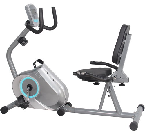 Home Use Gym Equipment Indoor Magnetic Eexercise Cycling font b Bike b font With Seat