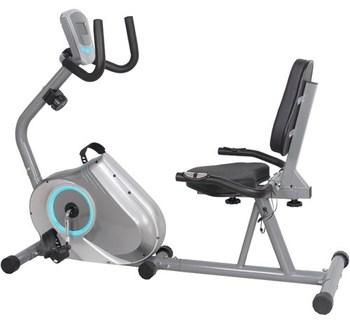 Użytku domowego sprzętu do ćwiczeń w pomieszczeniach magnetyczne Eexercise jazda na rowerze rower z siedzeniem tanie i dobre opinie