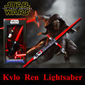 105 Cm Kylo Ren Star Wars Lightsaber with Light Sound Led Saber Telescopic laser Sword Toy Weapons no box