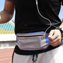 FLOVEME Universal Gym Waist Bag For Samsung S8 S8 Plus S7 S6 Edge iPhone 7 7 Plus 6 6s Plus Case Running Sport Phone Cases Pouch