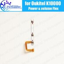 Oukitel K10000 Side Button Flex Cable 100% Original Power + Volume button Flex Cable repair parts for Oukitel K10000
