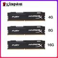 Kingston HyperX FURY 4GB 8GB 16GB DDR4 2400MHz PC RAM Memory DIMM 288-pin Desktop Ram Internal Memory RAM For Computer Games Ram
