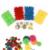 Bloques de Construcción eléctrica Juguetes Animales De Plástico Montaje de bloques de Construcción Ladrillos Bloques Educativos Niños Juguetes Electrónicos Para Niños