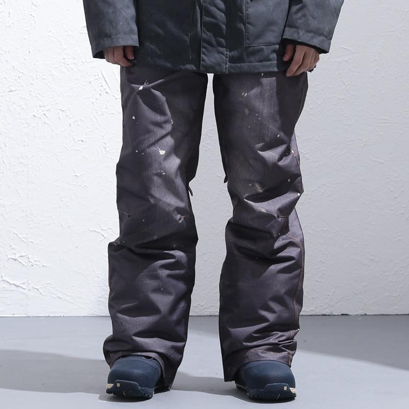 2017 talve naiste meeste suusapüksid väljas matkamiseks mõeldud lumelauaga püksid veekindlad hingavad tuulekindlad soojad suusapüksid