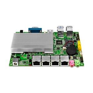 Image 5 - Qotom opnfsense Mini PC i5 i3 mikro bilgisayar Linux Ubuntu fansız Mini PC sunucu çift çekirdekli Firewall ASE NI endüstriyel bilgisayar