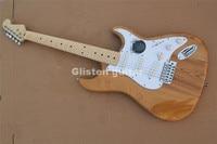 Новая электрическая гитара nature ST, elm body