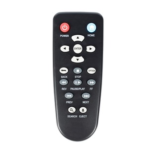 Image 1 - remote control  For WD TV   Digital WDTV Live TV Plus Mini HD Hub Media Player WDTV001RNN