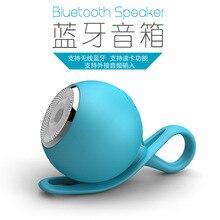 New Ultra Portable Dust proof Waterproof silicon Bluetooth Speaker Outdoor Sport Mini Wireless Speaker Running Hiking 5 color