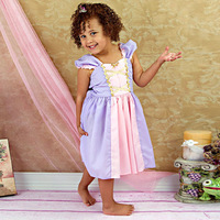 7e3beb5290 Christams Girls Sofia The First Costume Dress Kid Princess Sofia Halloween  Frocks Children Summer Clothes Party