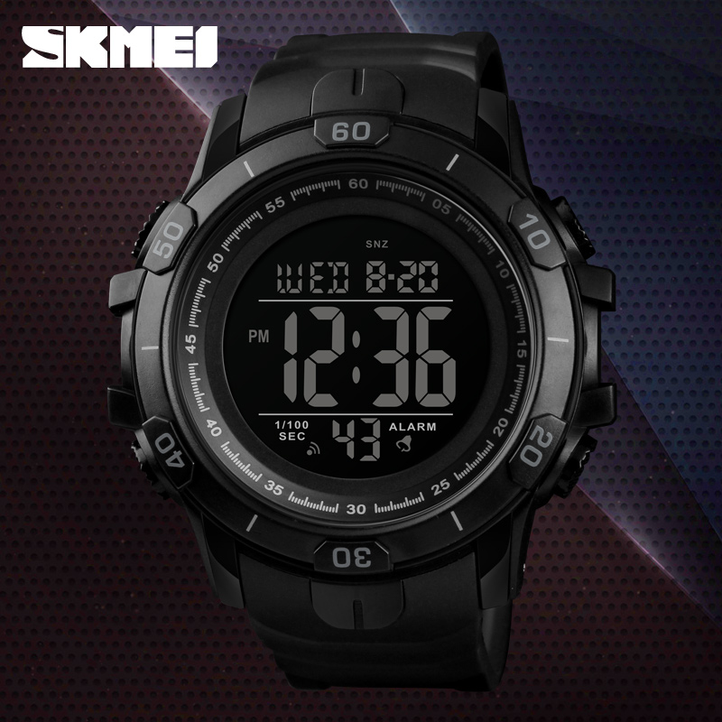 SKMEI Mens Watches Outdoor Sports Wristwatches Waterproof  Alarm Clock Digital Watches Military Watch Relogio MasculinoSKMEI Mens Watches Outdoor Sports Wristwatches Waterproof  Alarm Clock Digital Watches Military Watch Relogio Masculino