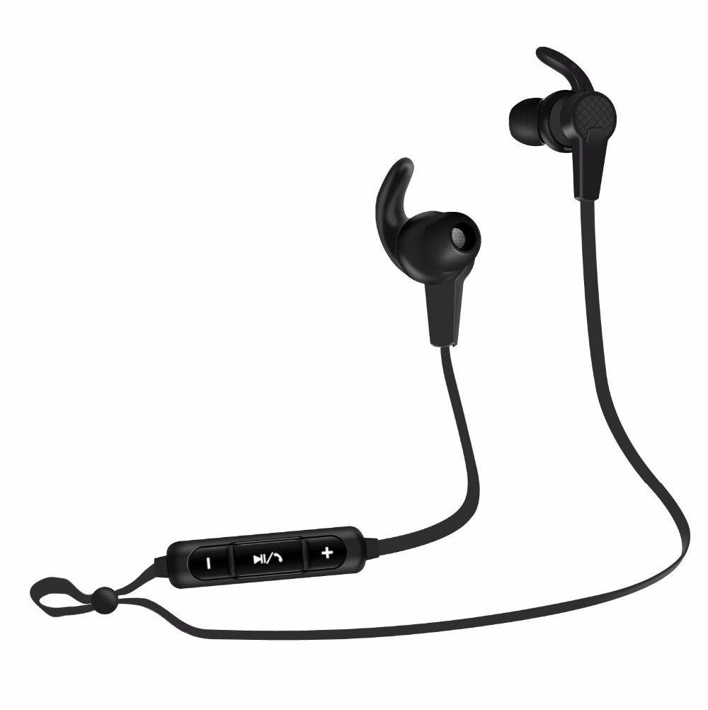 PTM B1 Earphone Bluetooth 4.2 Headset Wireless Headphone with Microphone Earbuds Sport for Earpods Airpods bluetooth 4 2 rez bm5 earphone wireless headphone metal headset with microphone earbuds sport for earpods airpods