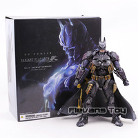 Play Arts Kai DC Comics Super Hero Variant PlayArts Kai No.14 Batman Armored PVC Action Figure Statue Toy