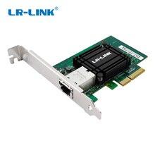 LR-LINK 6860BT 10Gb Nic ethernet server adapter pci express network card single port rj45 Lan controller