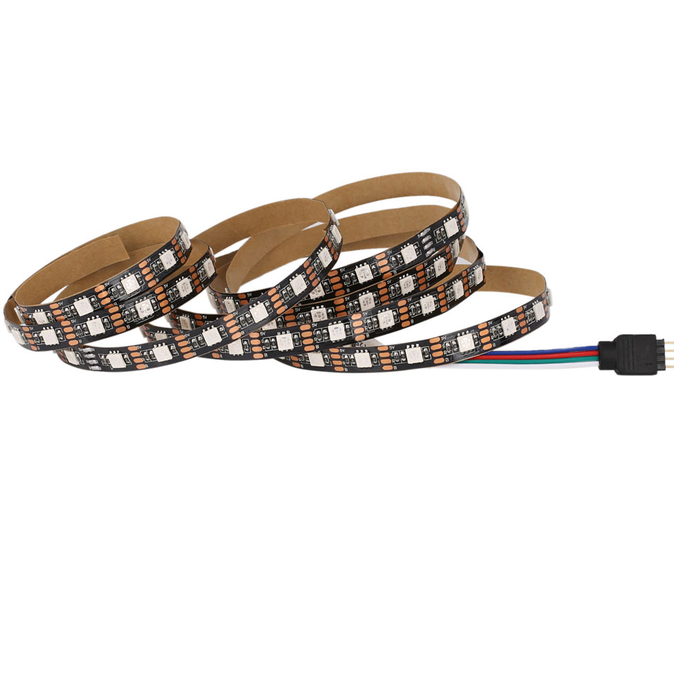 Tiras de Led dc 5 v rgb flexível Features : Usb Led Strips With Switch