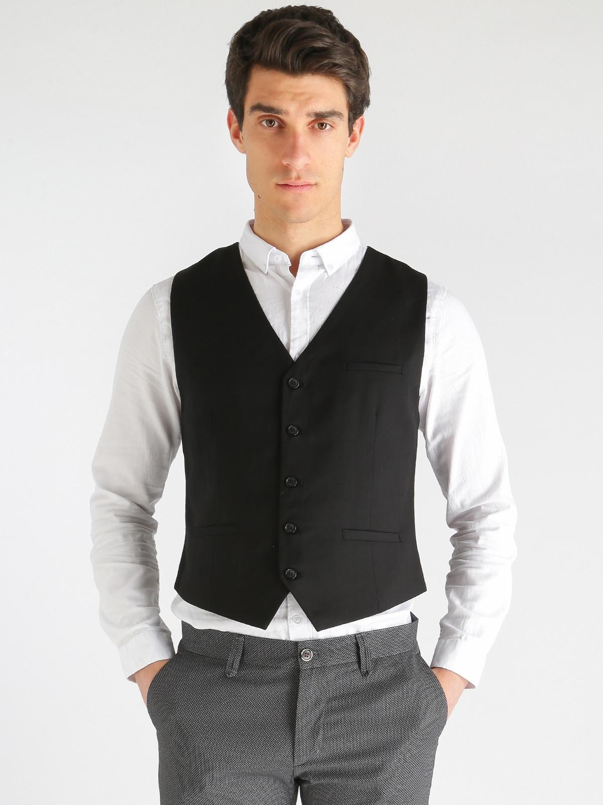 Vest Sottogiacca Black
