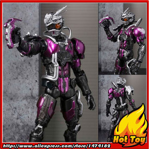 "Image 1 - 100% oryginalne BANDAI Tamashii narody S.H.Figuarts (SHF) figurka Mashin Chaser z ""Kamen Rider Drive"""