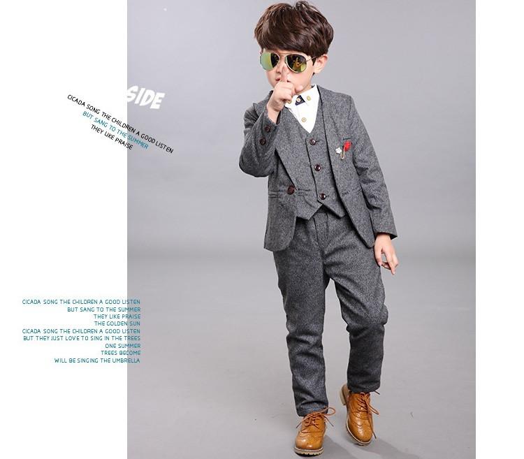 fa8429fbdc5 Sinine või hall poiste ülikond