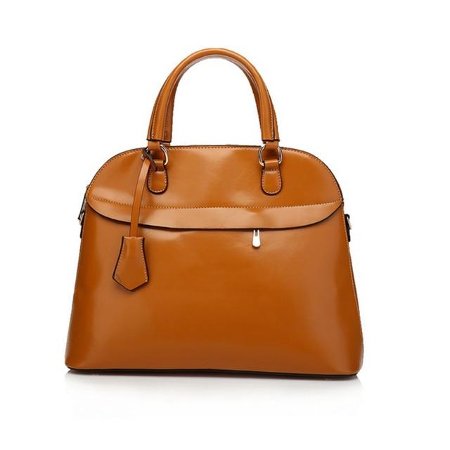 Hot Sale Designer Women Handbags PU Leather Women HandBag Big Shoulder Bag  Brown Women Messenger Bag For Ladies Daily Life a14790883a877