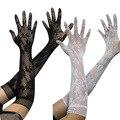 Сексуальные любовные чувства прозрачного кружева выдалбливают суперэластик перчатки